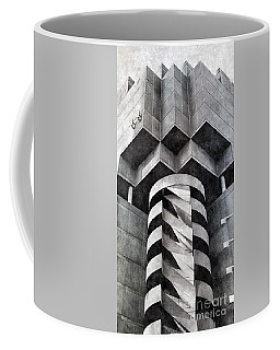 Concrete Geometry Coffee Mug