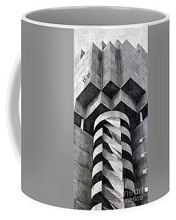 Concrete Geometry Coffee Mug