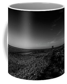 Concrete Shed Coffee Mug by Keith Elliott