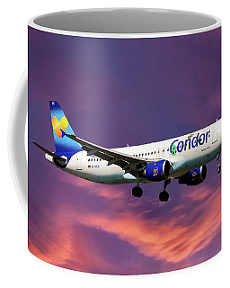 Condor Airbus A320-212 Coffee Mug