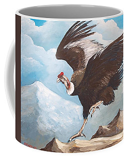 Condor Coffee Mug