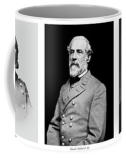 Coffee Mug featuring the photograph Confederarte Triptych by Paul W Faust - Impressions of Light