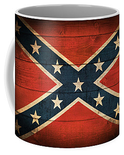 Confederate Flag Coffee Mug