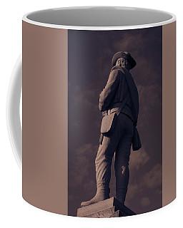 Confederate Statue Coffee Mug