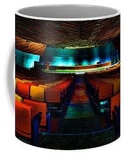 Conference Hall Luoghi Abbandonati Delle Passeggiate A Levante Sala Congressi Coffee Mug