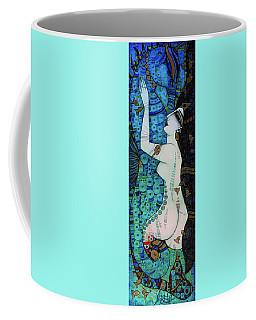 Confessions In Blue Coffee Mug