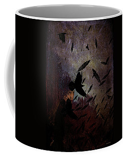 Conflict Of The Crows Coffee Mug