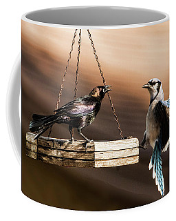 Confrontation Coffee Mug