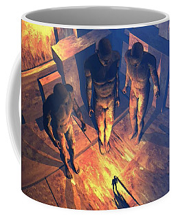 Confronted By Malignant Forces Coffee Mug