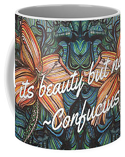 Confucius Beauty  Coffee Mug