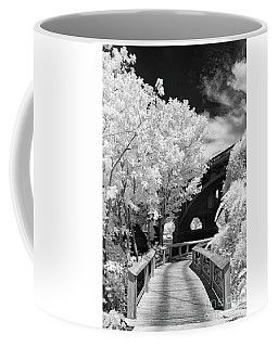 Congaree River Boardwalk Coffee Mug