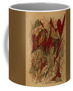 Conglomerate Synthesis  Coffee Mug