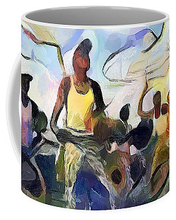 Congo Dance Coffee Mug