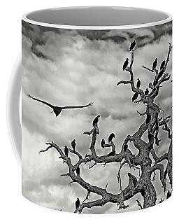 Congress Of Vultures Coffee Mug