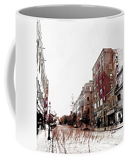 Congress St. Portsmouth, Nh Coffee Mug