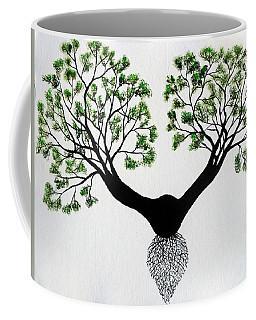 Conjurno Coffee Mug by Sumit Mehndiratta