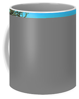 Coffee Mug featuring the photograph Conley Road Winter  by Tom Jelen