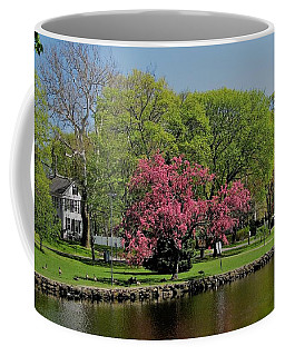 Connecticut Coffee Mug by John Scates