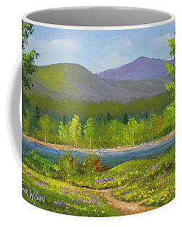 Connecticut River Spring Coffee Mug