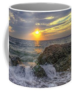 Connecticut Sunset Coffee Mug