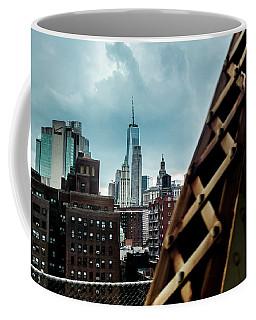 Connector Coffee Mug
