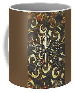 Conspirators Of The Crown Coffee Mug