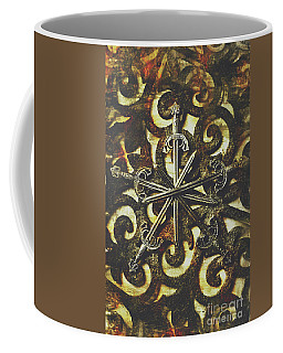 Conspirators Of The Crown Coffee Mug
