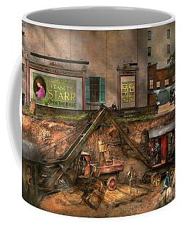 Construction - It Pays To Flirt 1916 Coffee Mug