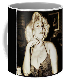 Coffee Mug featuring the photograph Consuela Del Rio. Drag Mother At The by Mr Photojimsf
