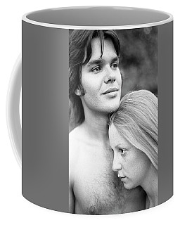 Contemplation, Part 1, 1973 Coffee Mug