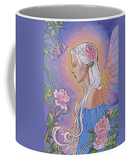 Contemplation Of Beauty Coffee Mug