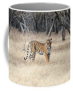 Contemplation Coffee Mug by Pravine Chester