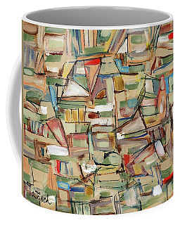 Contemporary Art Forty-eight Coffee Mug