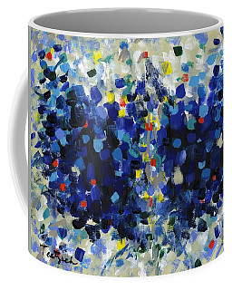 Contemporary Art Forty-four Coffee Mug