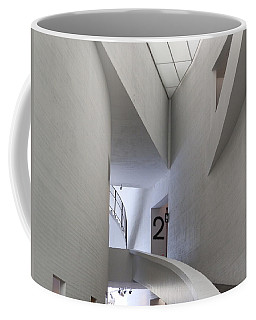 Contemporary Art Museum Interior Coffee Mug