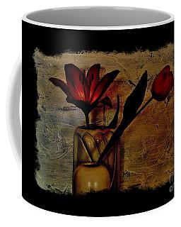 Coffee Mug featuring the photograph Contemporary Still Life by Marsha Heiken