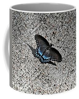 Contrast  Nature Verse Industrial Coffee Mug
