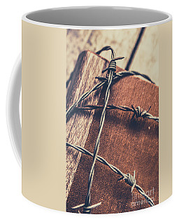 Control And Confidentiality Coffee Mug