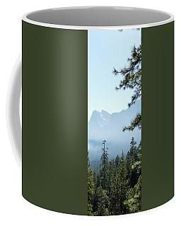 3 Of 4 Controlled Burn Of Yosemite Section Coffee Mug