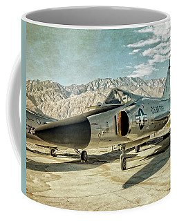 Convair F-102 Delta Dagger Coffee Mug