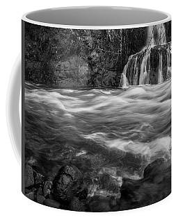 Convergence Bw Coffee Mug
