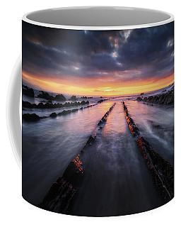 Converging To The Light Coffee Mug