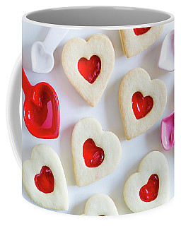 Cookie Baking Love Coffee Mug by Teri Virbickis