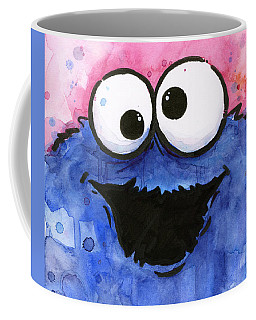 Cookie Monster Coffee Mug