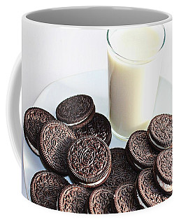 Cookies And Milk Coffee Mug