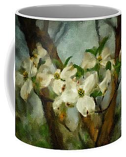 Cool Breeze Painterly Coffee Mug