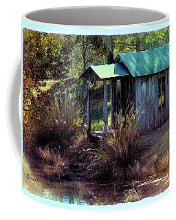 Cool Cabin Coffee Mug