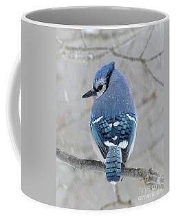 Cool Colors Cold Day Coffee Mug