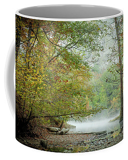 Cool Morning Coffee Mug by Iris Greenwell