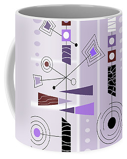 Cool New Purple Coffee Mug